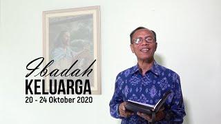 Ibadah Keluarga (Patuwen) 22 Oktober 2020