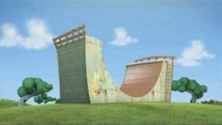 GLUMPERS (104x2') - Skate - Cartoon comedy