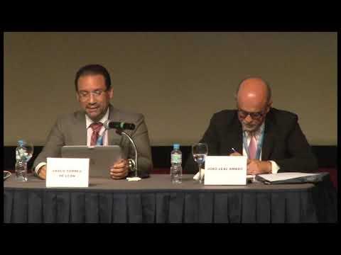 VII Congresso Internacional de direito do trabalho: Direitos fundamentais do trabalhador cidadão e transformações do mercado de trabalho: Desafios - 2017 - Painel 3 - Acadêmico: Vasco Torres de Leon