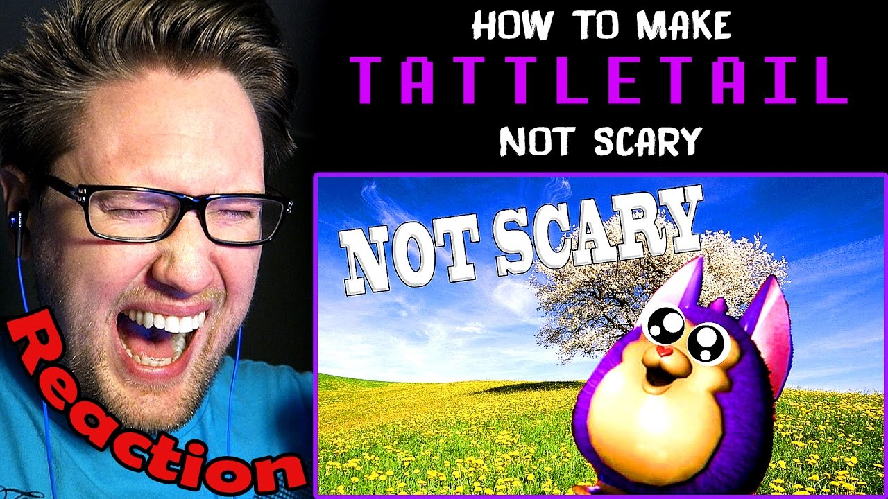 how to make it not scary youtube