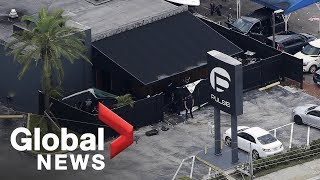 Pulse Nightclub massacre laid out in detailed timeline of events