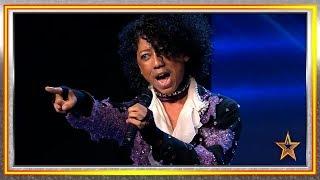 No pudo ir al FUNERAL de su PRIMA por AUDICIONAR y TRIUNFA | Audiciones 9 | Got Talent España 2019