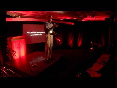 Benefit corporation: John Montgomery at TEDxHultBusinessSchoolSF