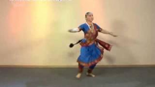 Индийский классический танец Бхаратанатьям dvd Trailer