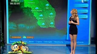 Vremea cu Flavia Mihăşan 12/12/2013