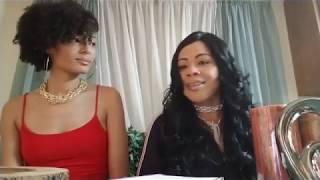 Faces of Rap Mothers East Coast with R&B singers Mz. Nina & Li'Via