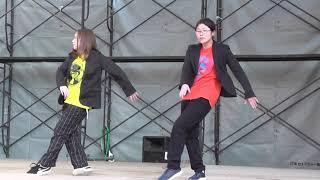 大学生のストリートダンス (その2)