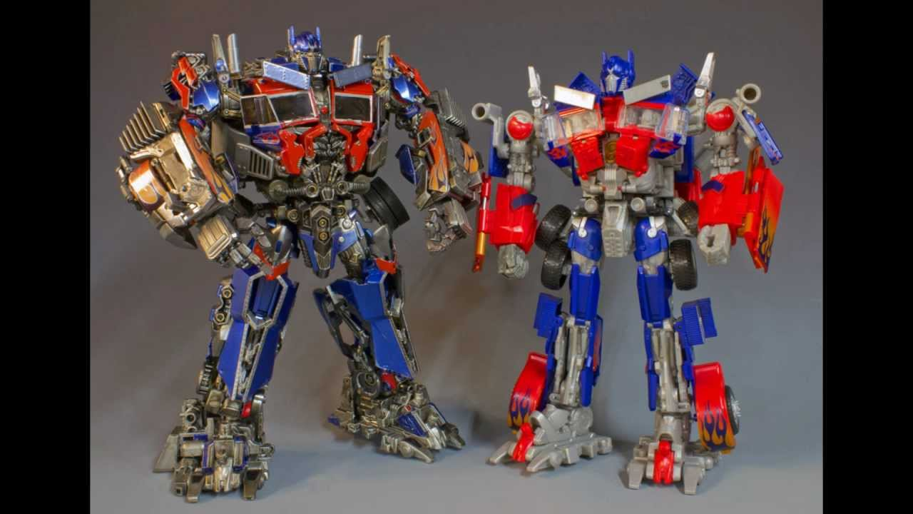 Custom Transformers Ultimate Scale Weaponized Optimus