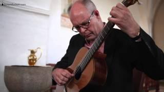 Evocación & Joropo (José Luis Merlin) - Danish Guitar Performance - Soren Madsen