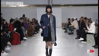 Marco De Vincenzo Men's/women's Collection Fall 2020 Milan   Fashion Channel