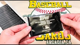 Pack Preview 2018 Topps Series 1 Silver Packs By Hall Of Fame