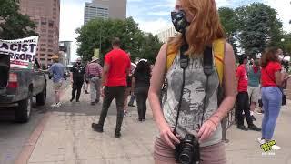 [LIVE] Denver Law Enforcement Appreciation Day + Counter-Demo