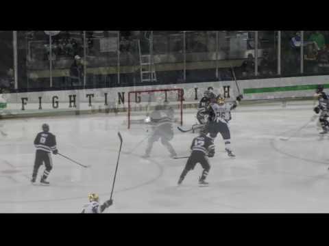 Highlights - Notre Dame vs. Providence - Hockey East Quarterfinals Game 2