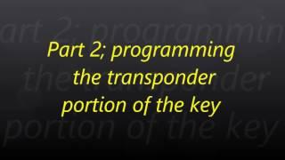 2017 Mitsubishi Lancer OEM RKE programming
