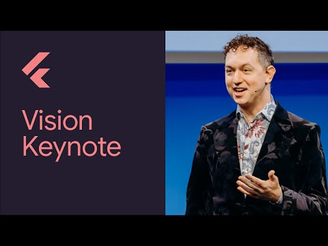 Vision Keynote (Flutter Interact '19)