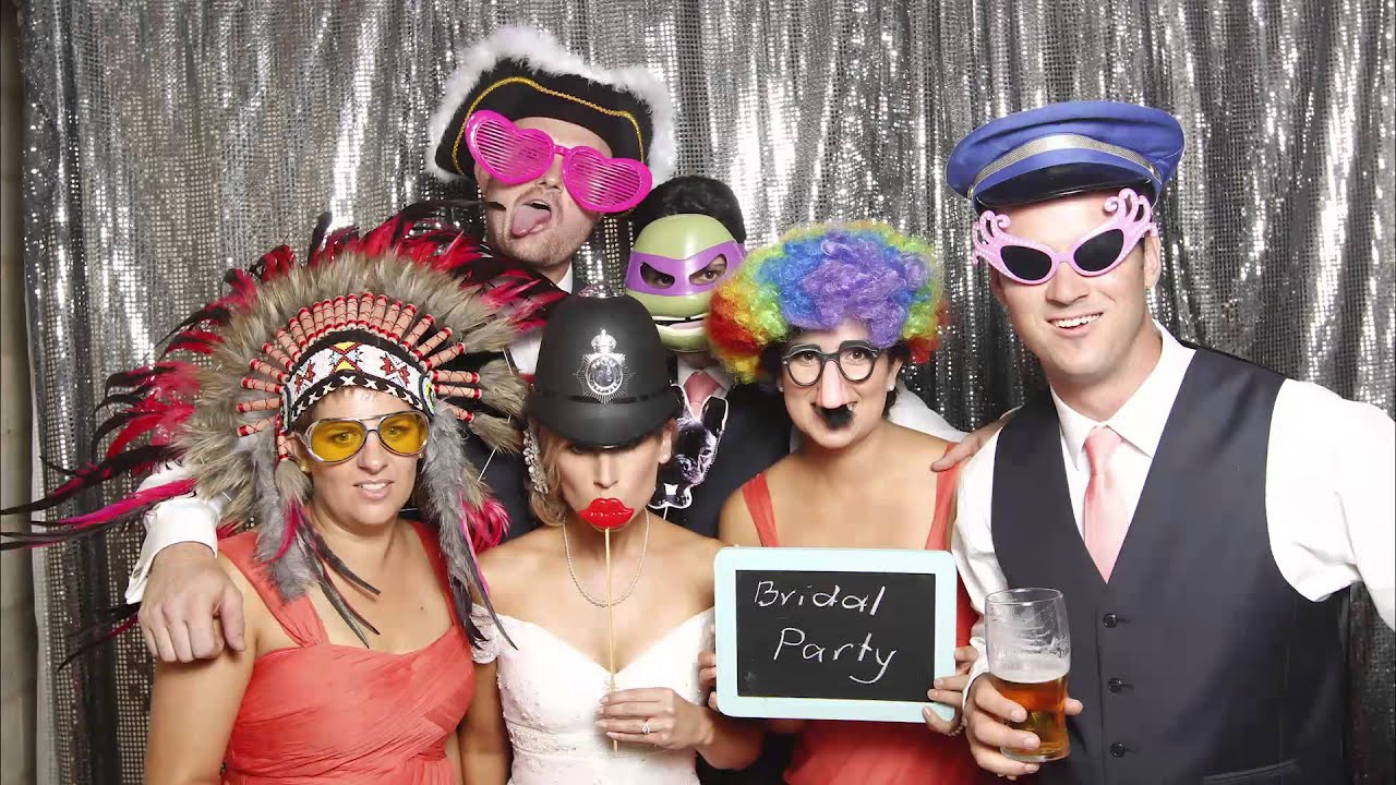 Http Www Spoiltphotobooths Au We Covered The Wedding Of