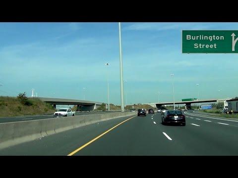 Hamilton, Ontario - Queen Elizabeth Way