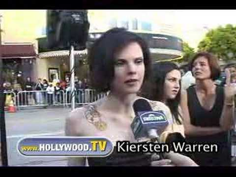 Kiersten Warren - How to make it in Hollywood