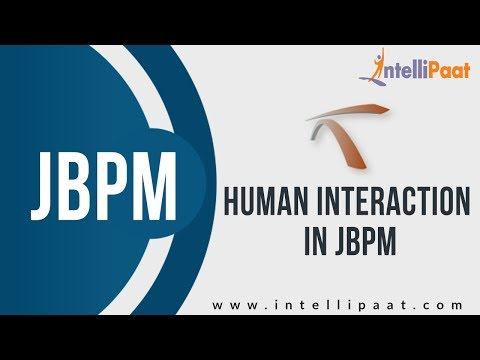 Human Interaction in JBPM | JBPM Tutorial | JBPM Online Trai