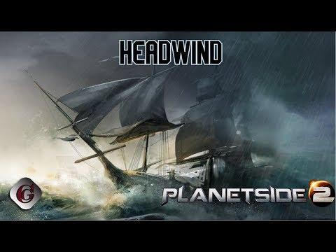 Headwind - Resistance to Forward Movement in Planetside 2.