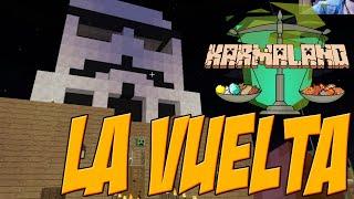 Minecraft KARMALAND  - EL REGRESO
