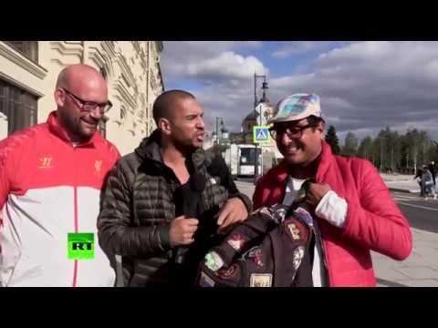 The Stan Collymore Show: 2 legendary English football teams come to Moscow (teaser)