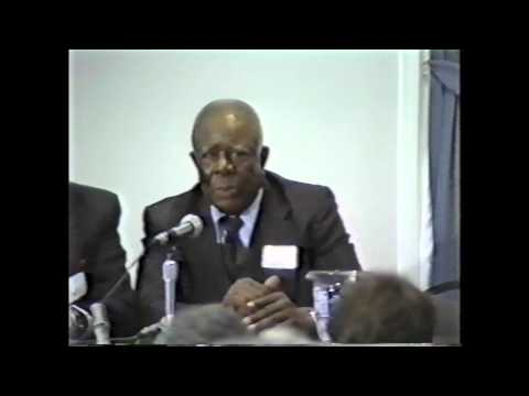 Montgomery Bus Boycott Symposium, February 1986. Part 2. .