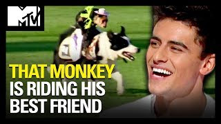 WOW! Even Pets Have Pets 😹 🐶 🐵 | Ridiculousness | MTV
