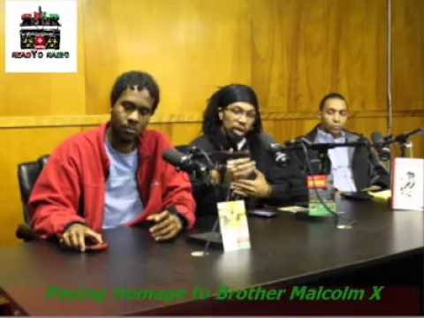 Episode 38: Paying Homage to Brother Malcolm X pt 6