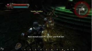 Kingdoms of Amalur: Reckoning - PC Demo (Part 1/6)