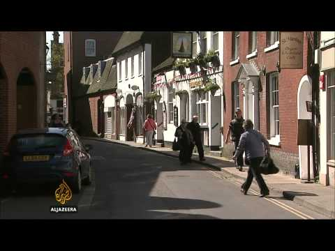 UK residents face food shortages