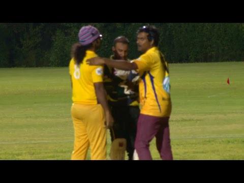 DPL Cricket Live  - BIS Lions vs AFT Gladiators