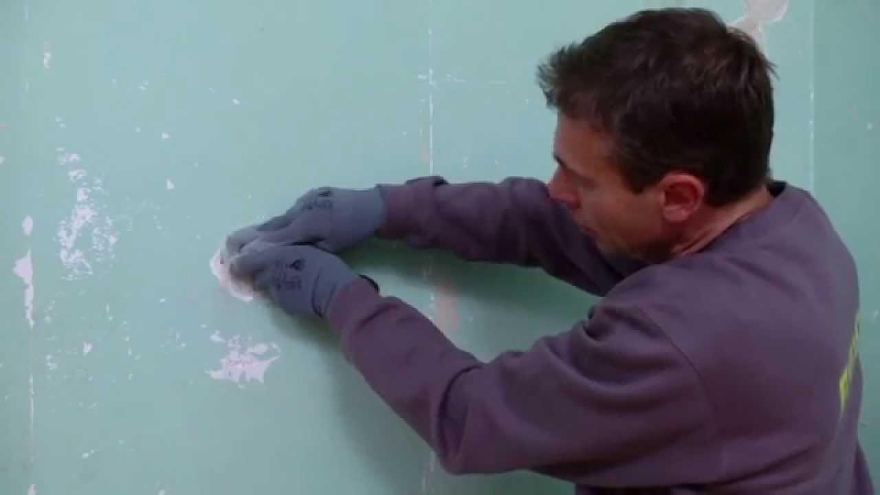 réparer et préparer un mur avant de le décorer - etape par étape ... - Comment Preparer Un Mur Avant Peinture