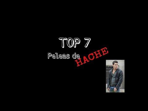 TOP #7 Peleas de Hache l Micky One