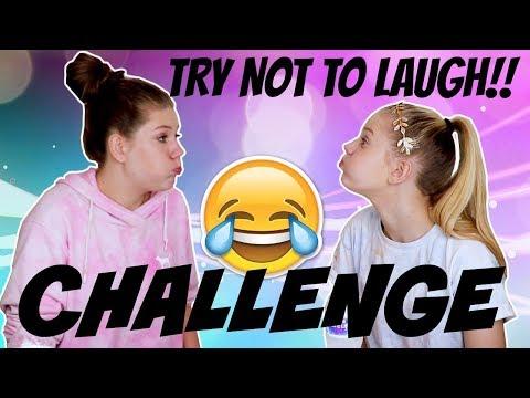TRY NOT TO LAUGH CHALLENGE || YOU LAUGH YOU LOSE || FUNNY JOKES || Taylor and Vanessa