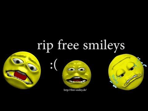 tribute to free smileys