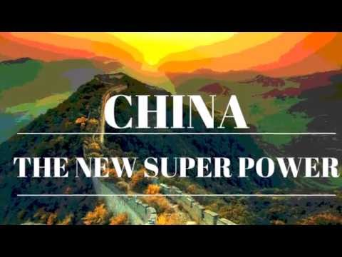 China Rising A New Superpower!