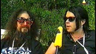 "The Behemoth (Jim Martin) - Los Angeles xx.09.1995 (TV) ""Foundations Forum"" Live & Interview"