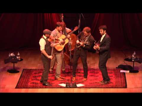 Punch Brothers perform Claude Debussy's 'Passepied'
