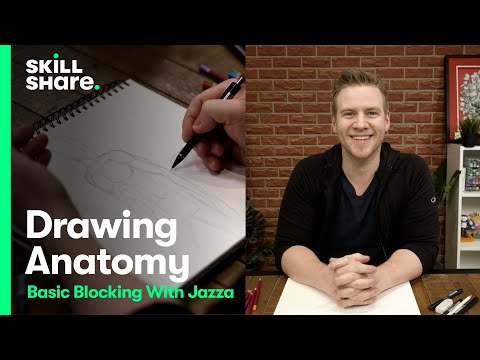 Drawing Anatomy: Figure-Drawing Tips from Jazza