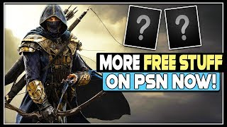 Get Free Stuff On Psn Now   New Ps4 Games Revealed!