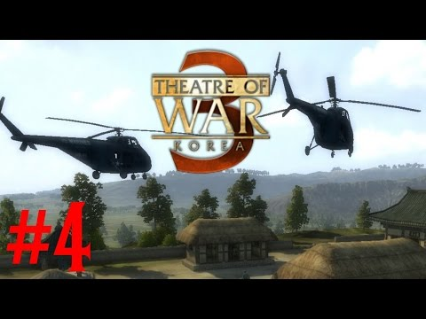Theatre of War 3: Korea - American Campaign #4