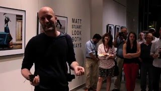 Matt Stuart: Look Both Ways | Gallery Opening at Leica Store Miami - March 31, 2016