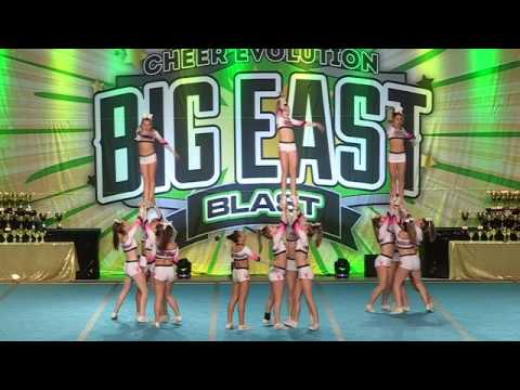Flyers Cheer Gym VIP Small Senior 3