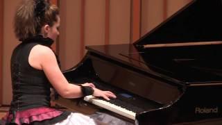 Roland V-Piano Grand Premiere - Los Angeles - Yana Reznik (Part 2)
