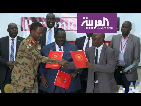 السودان يتفاوض للسلام  - نشر قبل 3 ساعة