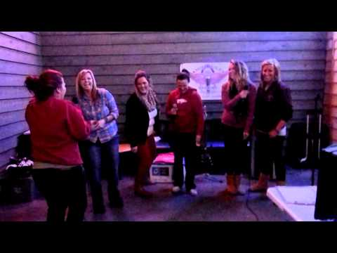 Angel Voices Karaoke at the Brick Oven