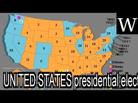 UNITED STATES presidential election, 2016 - WikiVidi Documentary