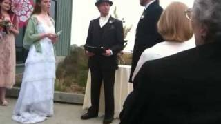 Jay Markello's wedding
