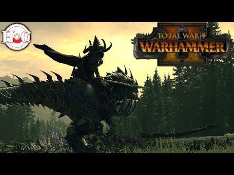 Malekith's Shade  - Total War Warhammer 2 - Online Battle 14